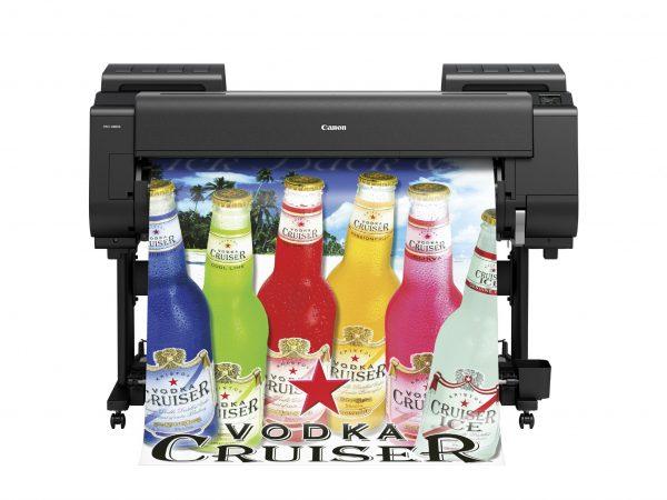 Canon imagePROGRAF PRO-4100S színes plotter nyomtató