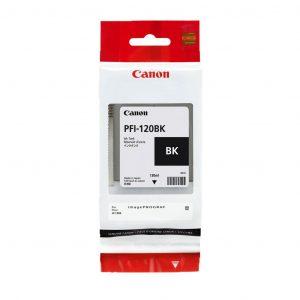 Canon PFI-120Bk fekete tintapatron