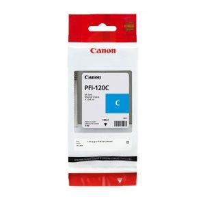 Canon PFI-120C ciánkék tintapatron
