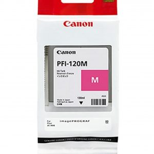 Canon PFI-120M bíbor tintapatron