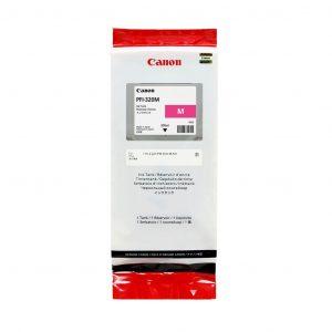 Canon PFI-320M bíbor tintapatron