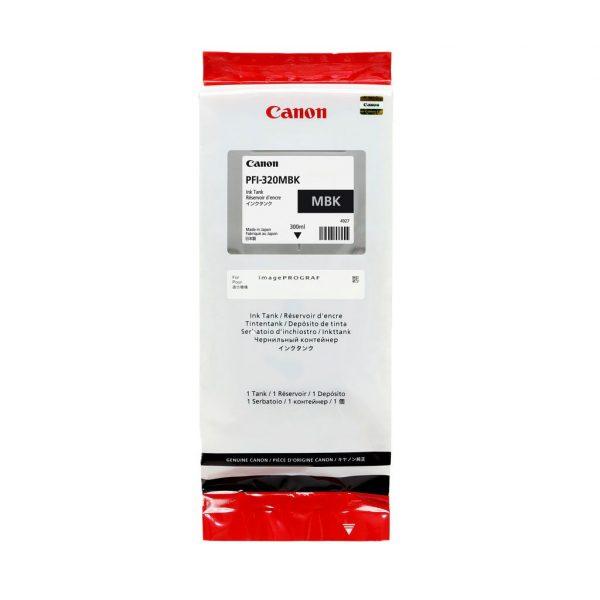 Canon PFI-320MBk matt fekete tintapatron