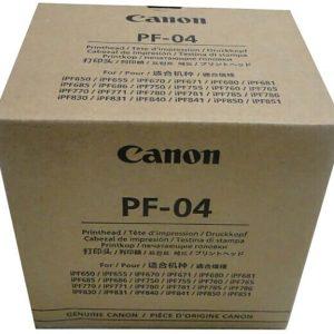 Canon PF-04 nyomtatófej