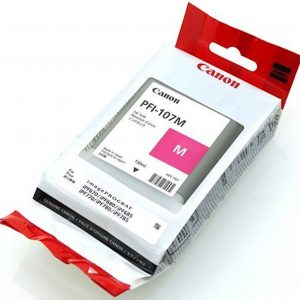 Canon PFI-107M bíbor tintapatron