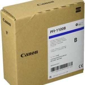 CanonPFI-1100B kék tintapatron