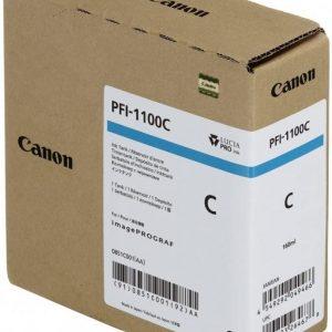 Canon PFI-1100C ciánkék tintapatron