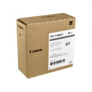 Canon PFI-1100GY szürke tintapatron