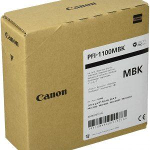 Canon PFI-1100MBk matt fekete tintapatron