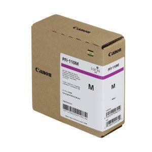 Canon PFI-110M bíbor tintapatron