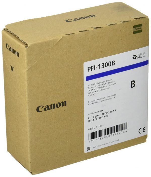 Canon PFI-1300B kék tintapatron