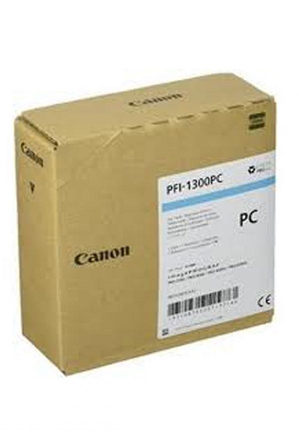 Canon PFI-1300PC fotó ciánkék tintapatron