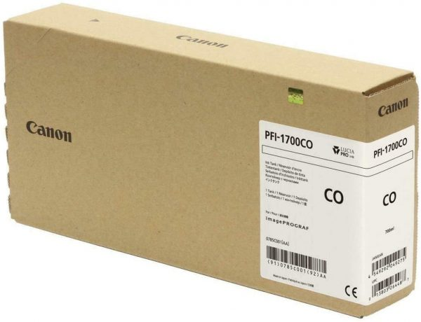 Canon PFI-1700CO chroma optimizer tintapatron