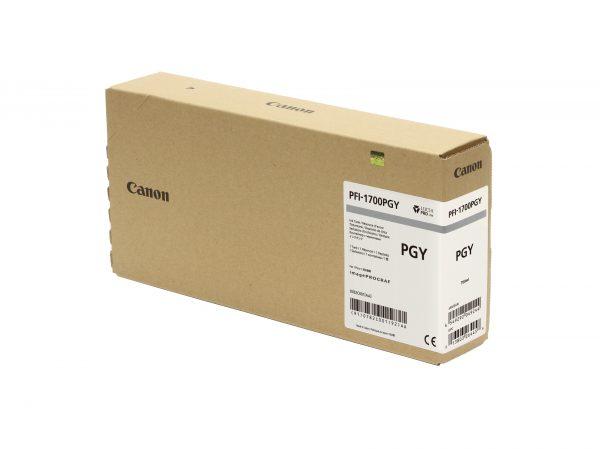 Canon PFI-1700PGY fotó szürke tintapatron