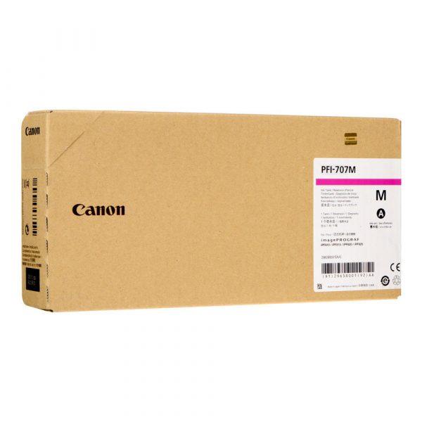 Canon PFI-707M bíbor tintapatron