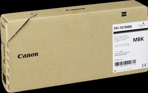 Canon PFI-707MBk matt fekete tintapatron